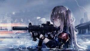 Top 19 Anime Girl With Gun That Will Shoot You Heart
