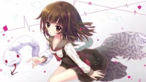 Anime Snake Girl