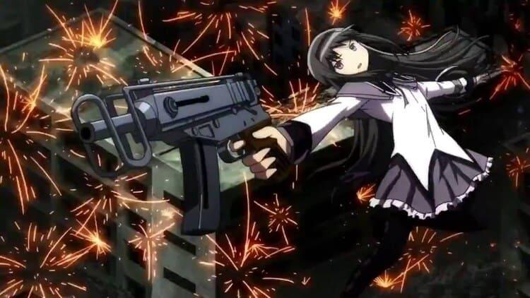 Homura Akemi - Anime Girl Gun
