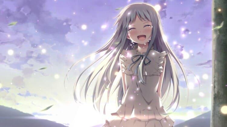 Meiko Honma - Happy Crying Anime Girl